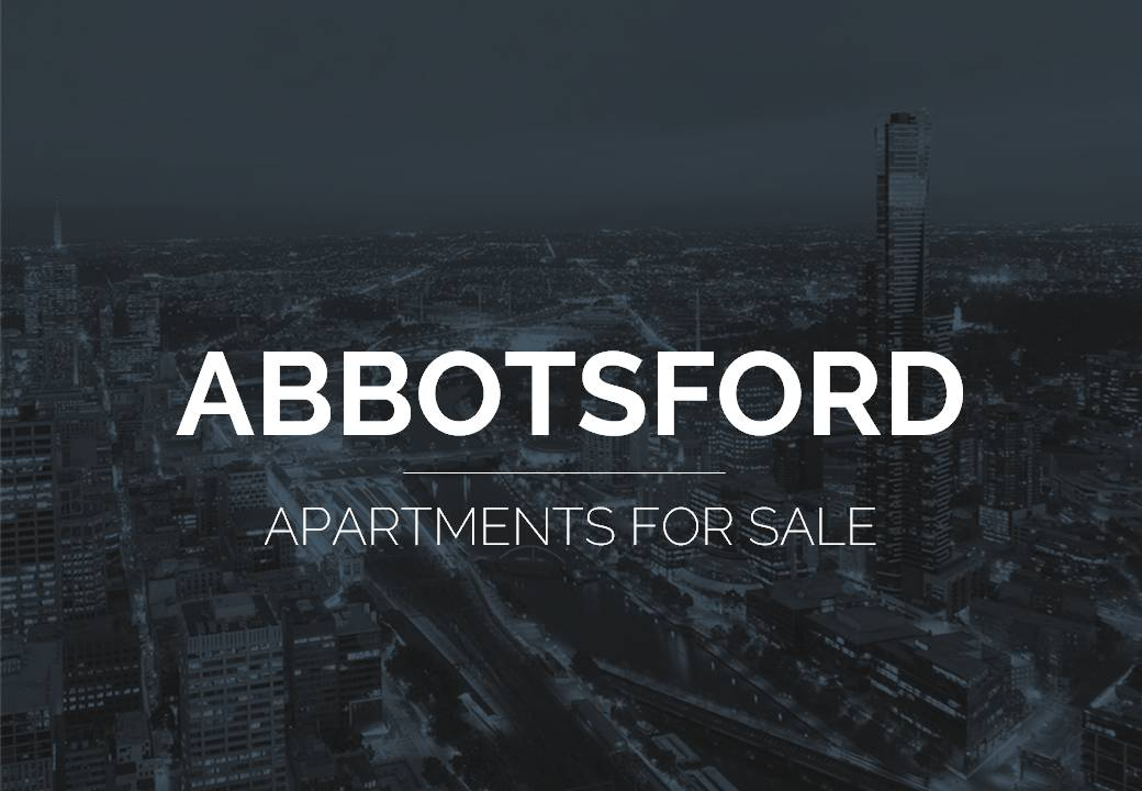New Apartments for Sale Abbotsford - Apartment Sales Melbourne